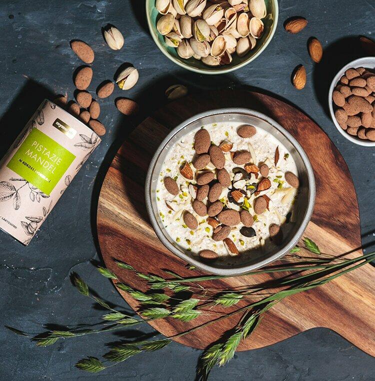 Mit Kakaostaub verfeinert machen sie Dein Müsli extra schokoladig