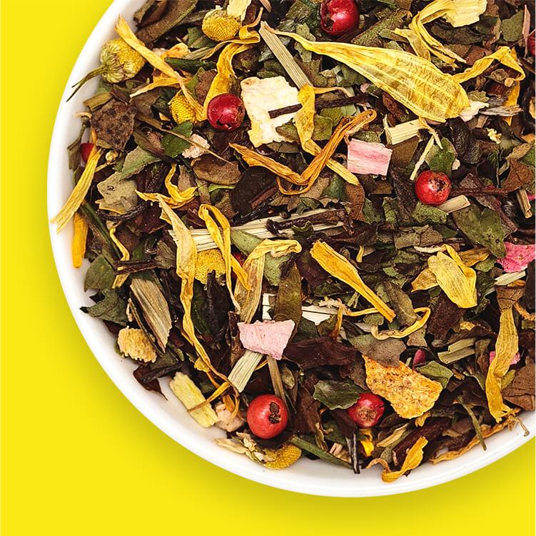 Der Mary Pear – Weißer Tee mit Birne und Basilikum verfeinert