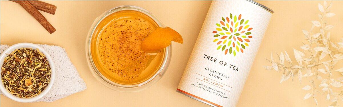 Orangen-Apfel Punsch mit Roi Lemon
