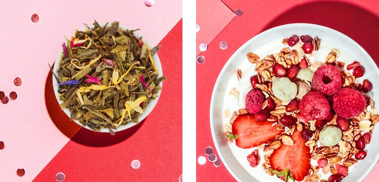 Fruity Summer Set mit Sun of Heaven und Pink Granola