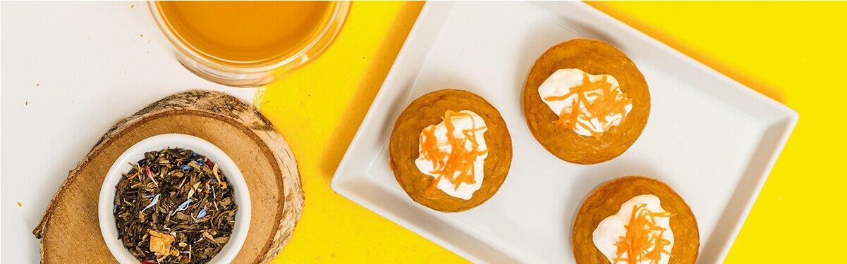 Saftige Carrot Cake Cupcakes mit dem Sunof Heaven