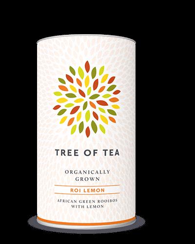 Bio-Tee aus Südafrika.
