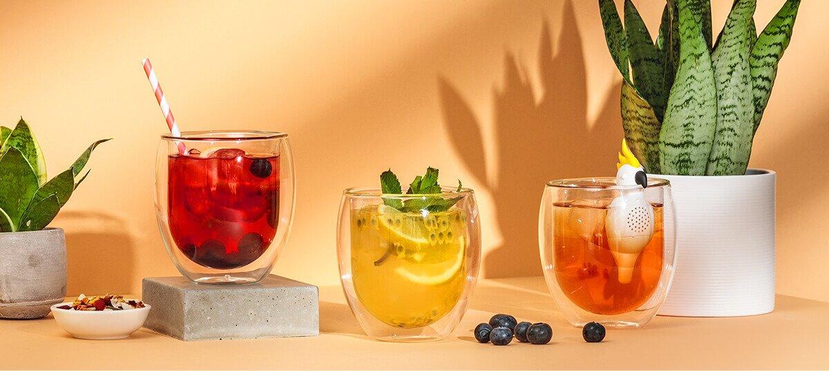 Die bunte Sommerwelt von Tree of Tea
