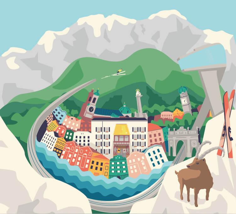 Innsbruck Muesli Design