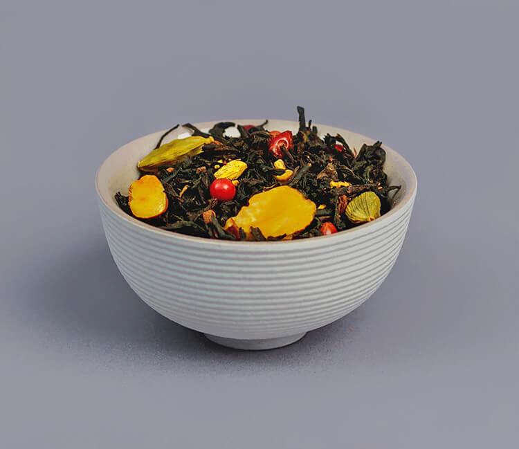 Für die perfekte Dosierung deines Bio-Blatt-Tees.