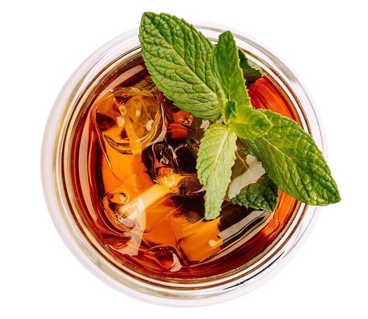 Garden Blossom als Cold Brew Tee