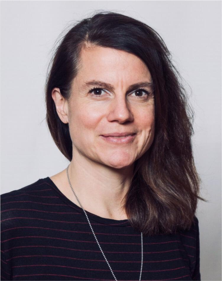 Künstlerin Anja Denz