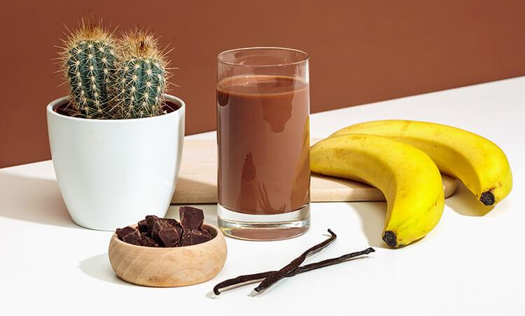 Schokoladig, fruchtig und reine Biozutaten.