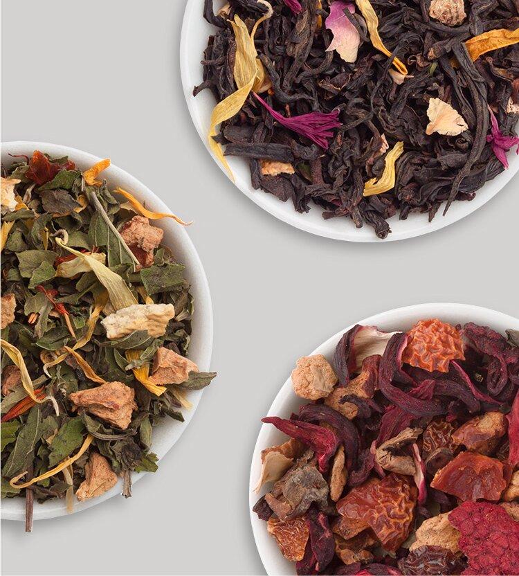 Unsere Tees haben beste Bio-Qualität
