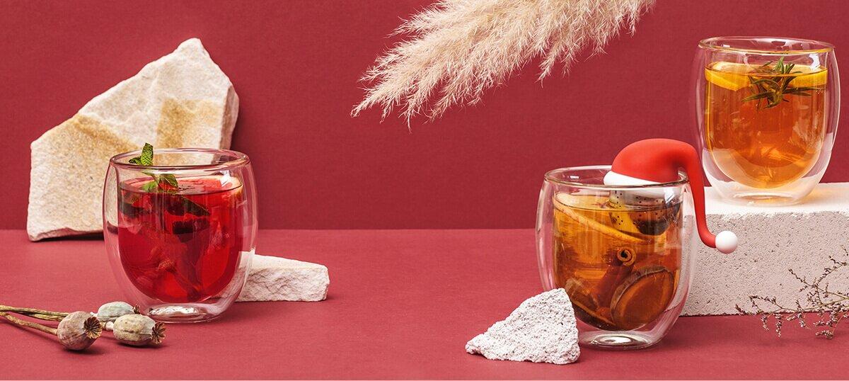 Die Weihnachtswelt von Tree of Tea