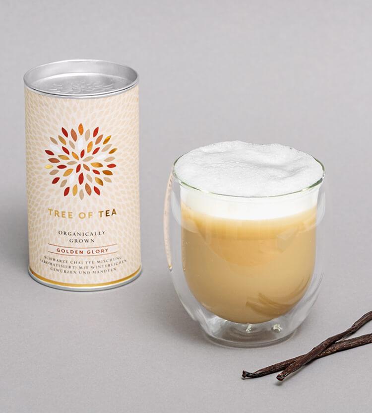 Jetzt ausprobieren: Rezept für Iced Chai Latte