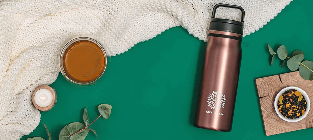 Die ganze Welt von Tree of Tea entdecken mit leckeren Tees und tollem Zubehör