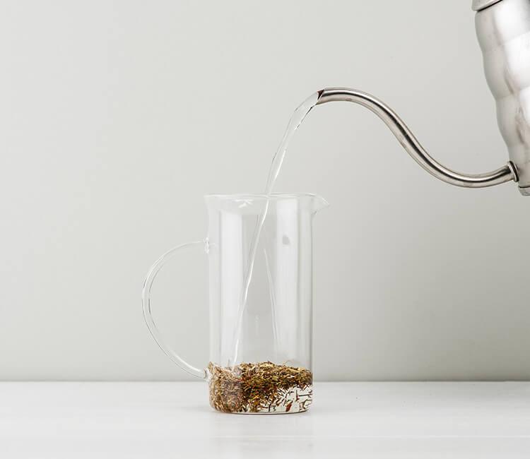 Die richtige Wassertemperatur