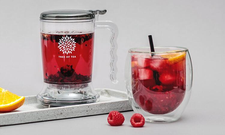 Unser Tea Maker Set für besten Teegenuss