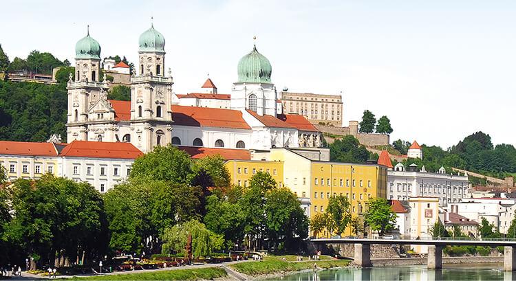 Passau: Liebe auf den zweiten Blick