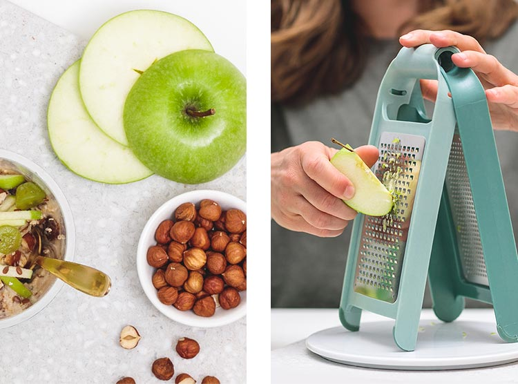 """Früher als eine """"Apfeldiätspeise"""" für Patienten verwendet."""
