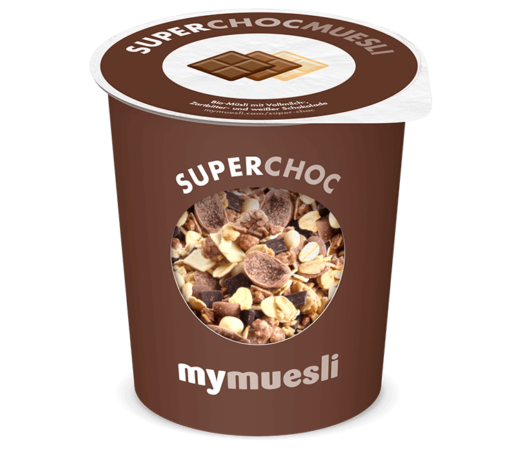 Super Choc 2go | mymuesli