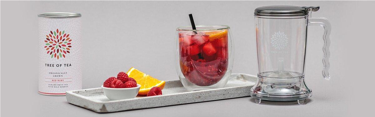 Raspberry Ruby Cocktail