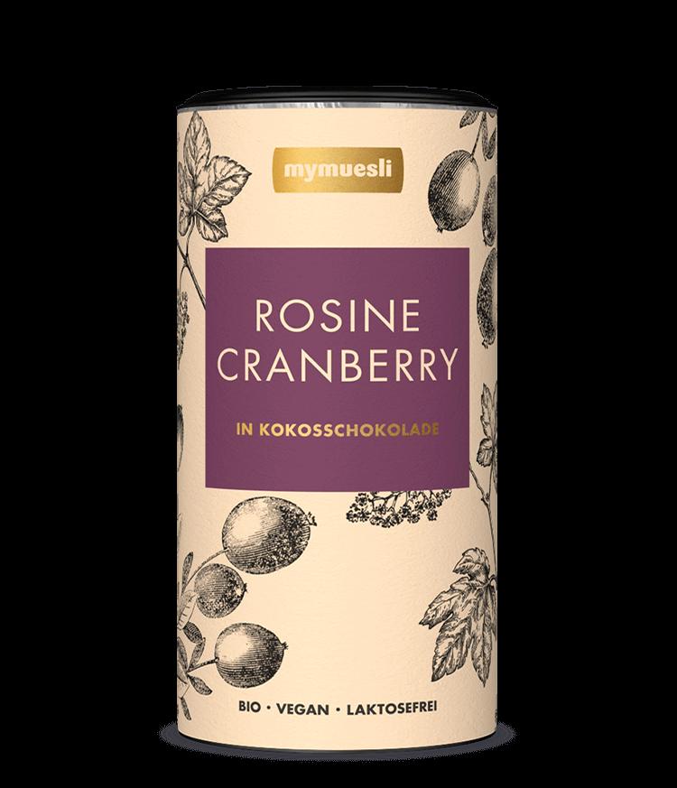 Chocs Rosine Cranberry