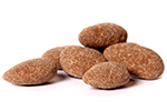 Wintery almonds