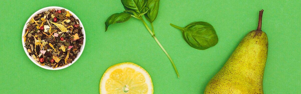 Fruchtig-würziger Weißer Tee