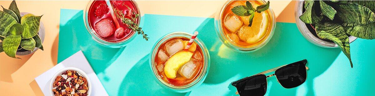 Jetzt die Sommerwelt von Tree of Tea entdecken