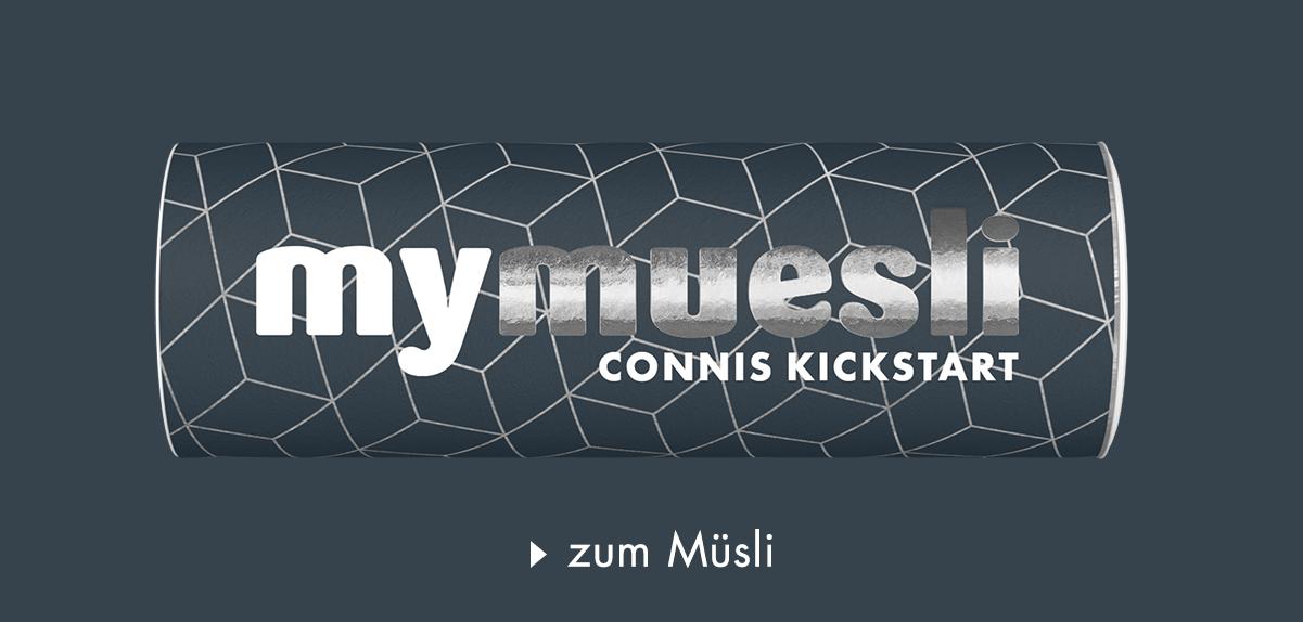 Connis Kickstart Müsli