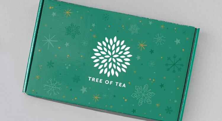 Die exklusive Weihnachtsbox für Deine Tee Minis
