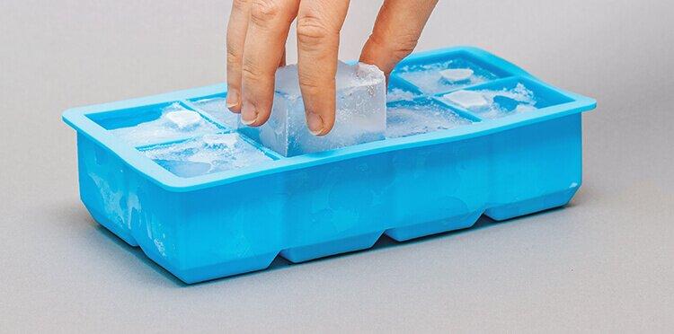 XXL Eiswürfel für extra lange eisgekühlte Drinks