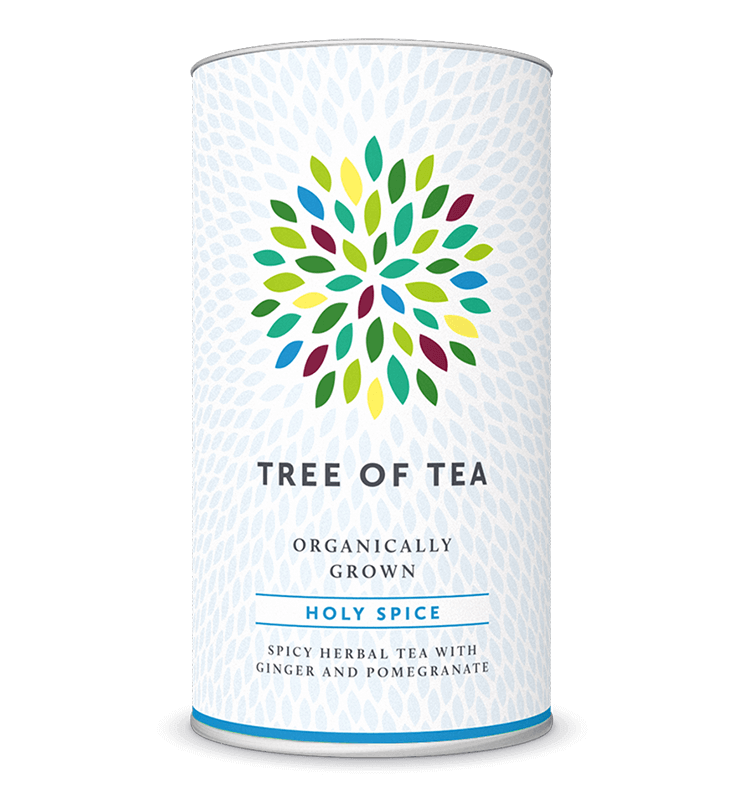 Holy Spice Kräutertee von Tree of Tea