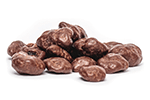 Cranberry-Chocs in kokosbloesem-chocolade