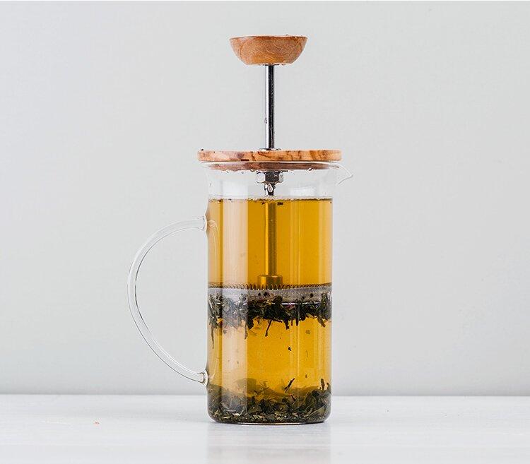 Tee Zubereitung – Ziehzeit