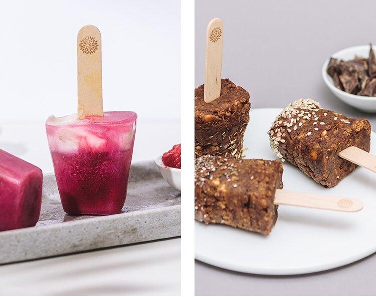 Cake Pops und Tee-Eis selber machen