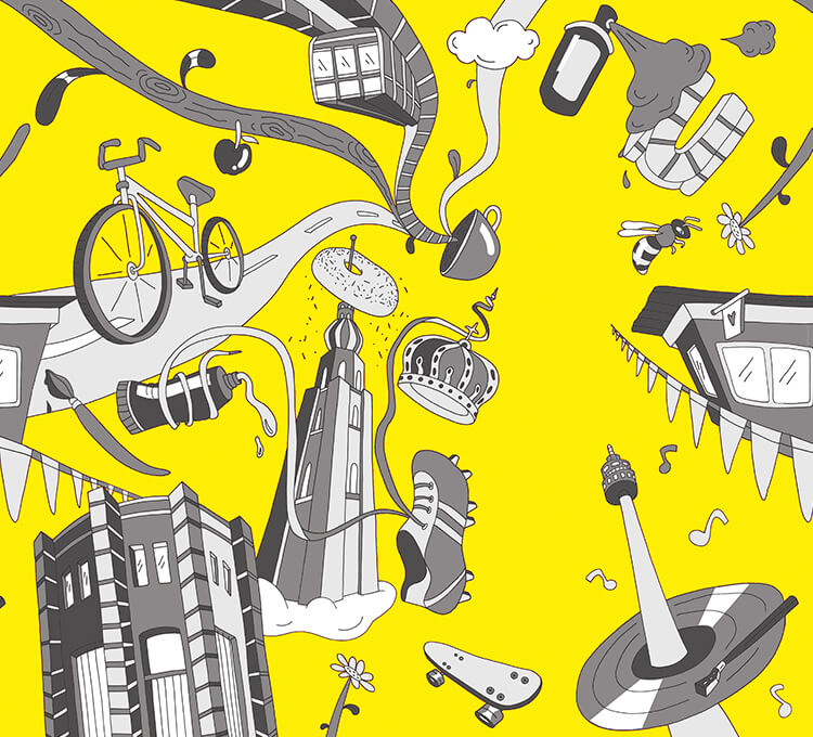 Dortmund Muesli Design