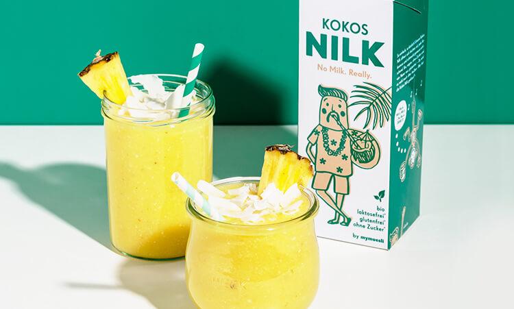 Kokos Nilk ist ein echter Verwandlungskünstler in jedem Rezept