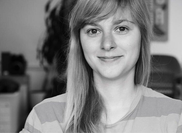 Illustratorin und Grafikdesignerin Julia Kluge