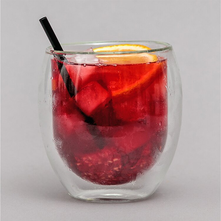 Raspberry Ruby Cocktail
