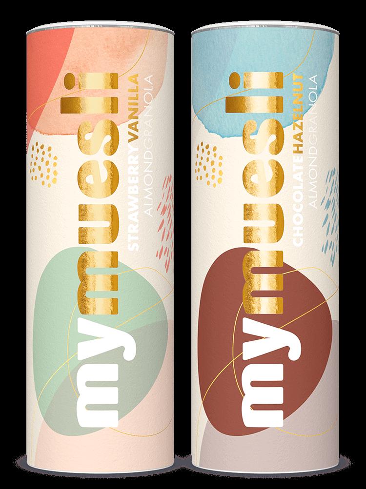 Almond Granola Paket Dosen