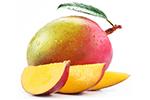 Morceaux de mangues lyophilisées