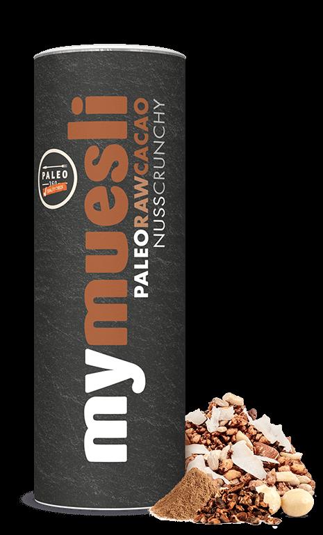 Unser Paleo Raw Cacao ist reich an Ballaststoffen und Sueprfoods.