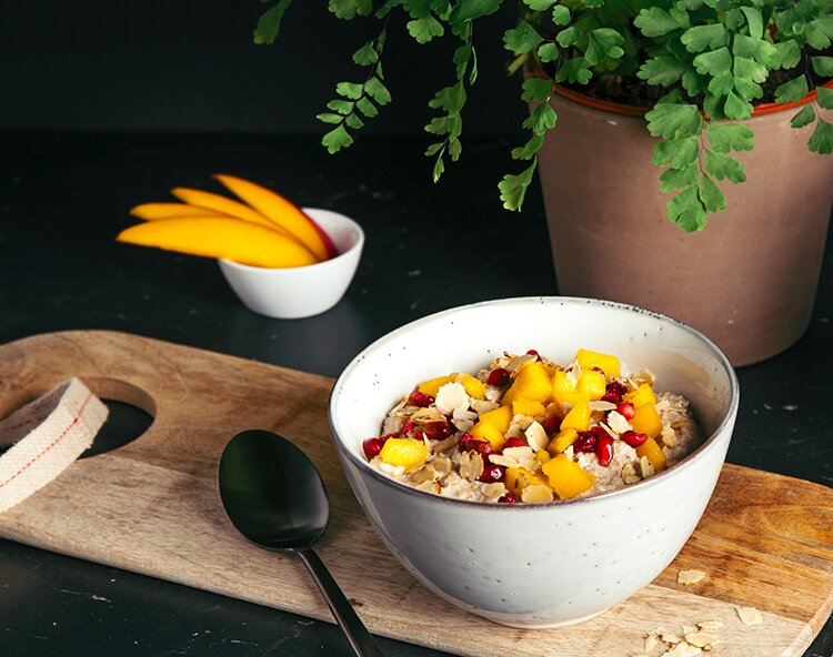 Bio-Porridge von mymuesli