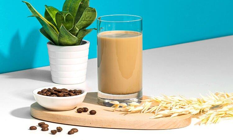 Nilk2go mit leckerem Kaffeegeschmack.