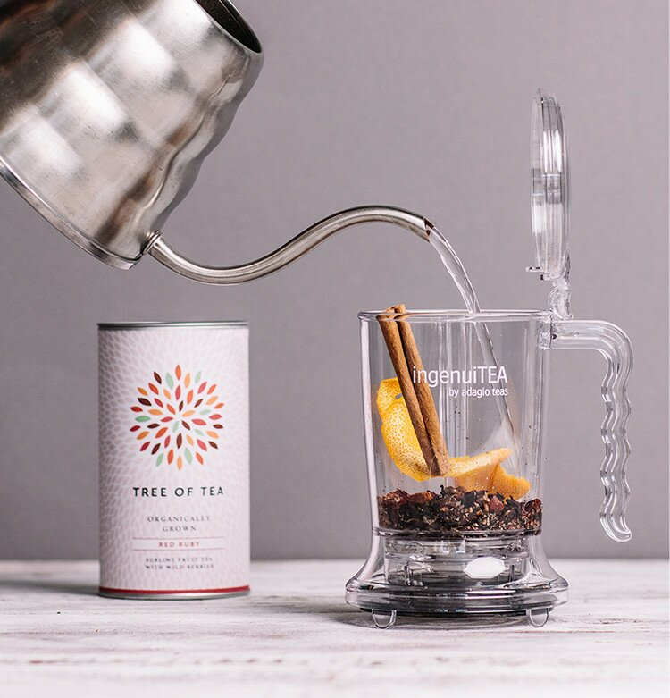 So gelingt dir die Bio Tee Zubereitung.