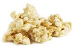 Knackige Knusperflakes aus Cornflakes, Reiscrispies, Kokosflocken und anderen leckeren Müsli-Zutaten