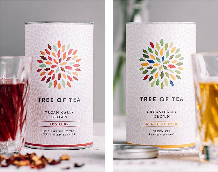 Wir legen wert auf höchste Qualität bei der Teeauswahl.