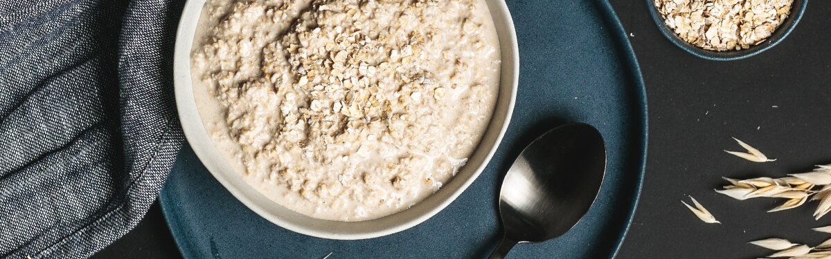 """Klassischer Porridge in seine reinen """"ur-schottischen"""" Form"""