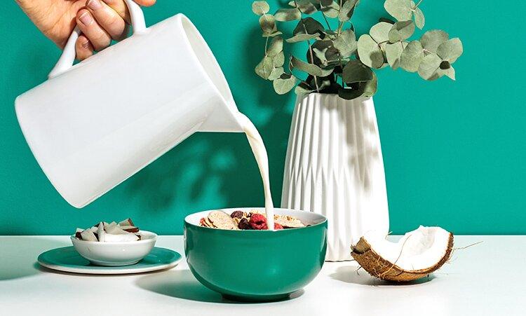 Frisch und lecker schmeckt die neue Kokos Nilk