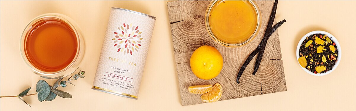 Winterliche Mandarinen Marmelade mit Golden Glory