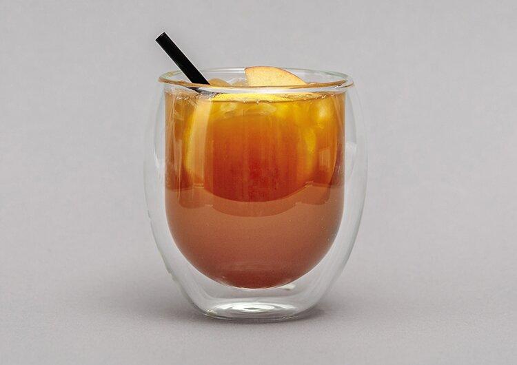 Stilvoller Teegenuss mit unserem doppelwandigen Teeglas