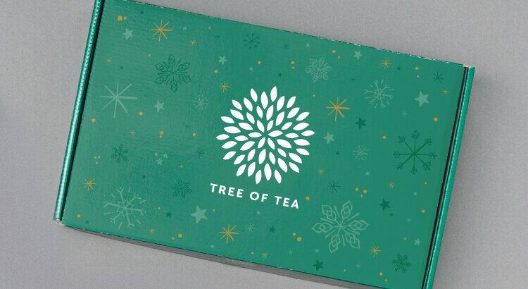 Weihnachtliches Thermo Bottle 2go Set in der schicken Geschenkbox